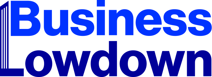 Business Lowdown main logo in colour